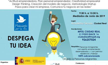 MPDL IMPARTIRÁ UN CURSO DE CREACIÓN DE MICROEMPRESAS PARA PERSONAS MIGRANTES