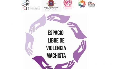 """ABIERTO EL PLAZO DE INSCRIPCIÓN EN """"ESPACIO LIBRE DE VIOLENCIA MACHISTA"""""""
