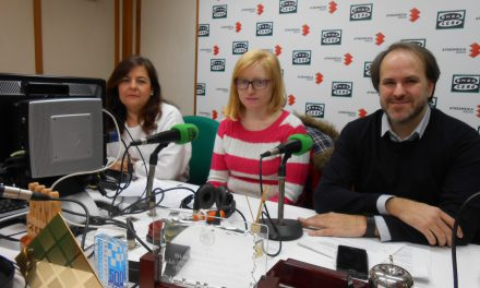 """El acuerdo de colaboración entre INSERTA EMPLEO y el AYUNTAMIENTO DE CIUDAD REAL tema del programa """"Buscando Empleo"""" de Onda Cero"""
