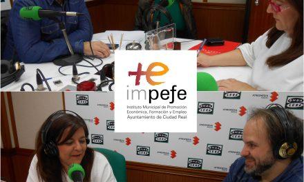 """Actualidad del IMPEFE: Taller de Empleo """"CIUDAD REAL ACTIVA"""" Y Proyecto Europeo """"TALKING"""""""