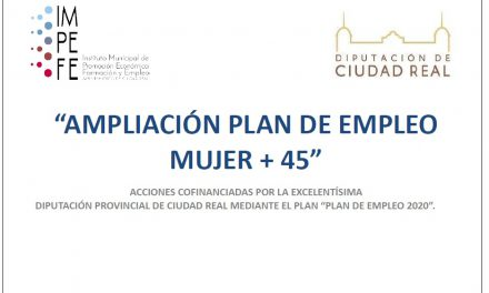 PUBLICACIÓN AMPLIACIÓN PLAN DE EMPLEO +45