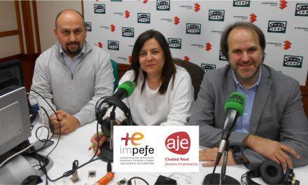 El IMPEFE Y AJE CIUDAD REAL planean fortalecer sus programas de colaboración para 2017