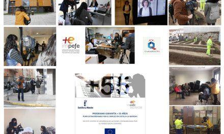 Programa Garantía + 55 años, desarrollado por el IMPEFE