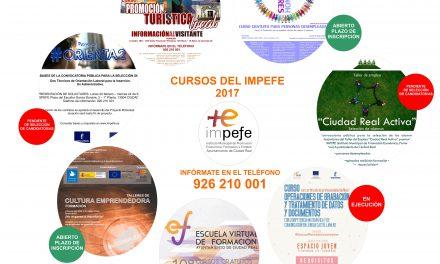 Cursos del IMPEFE 2017