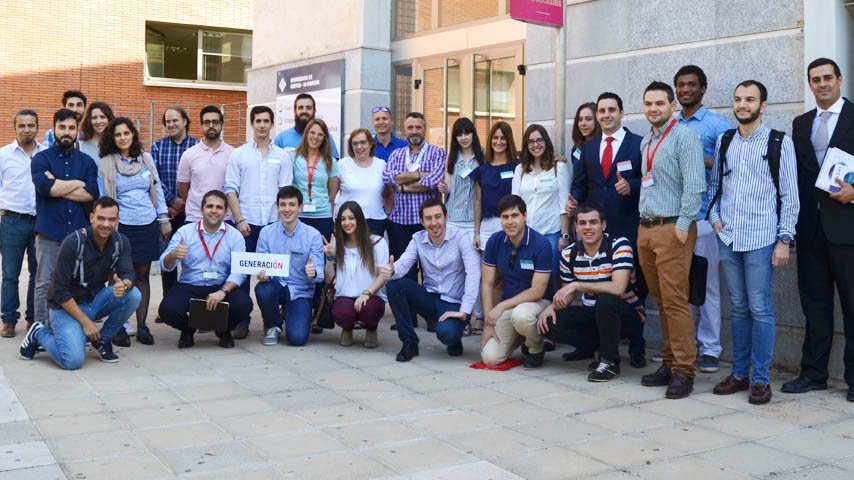 La UCLM y el IMPEFE promueven un encuentro entre empresas y alumnos/as de GENERACIÓN ON
