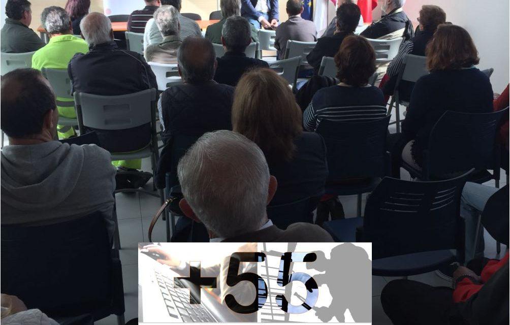 """El Programa """"Garantía +55 años"""" se llevará a cabo con 138 personas desempleadas mayores de 55 años"""