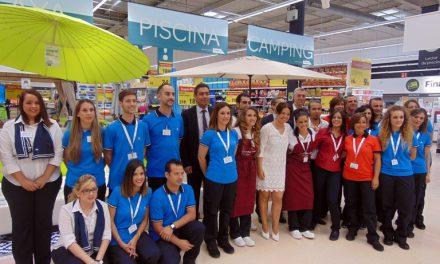 Carrefour abre sus puertas apostando por la creación de empleo en Ciudad Real