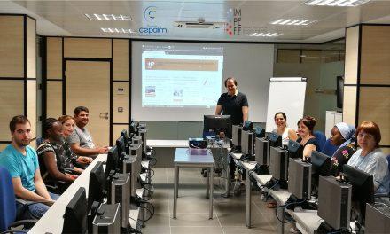 La Fundación CEPAIM conoce las herramientas para la búsqueda de empleo que ofrece el IMPEFE