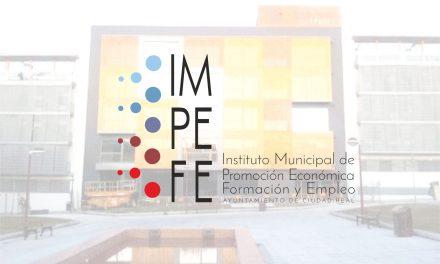 El IMPEFE explica algunas de sus actuaciones: Plan de Empleo, Ciudad Real Activa, Mesa del Comercio y Pacto Local