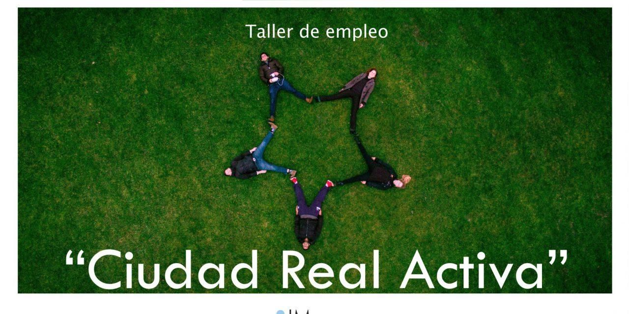"""LISTADO DE ADMITIDOS/AS Y EXCLUIDOS/AS PARA EL TALLER DE EMPLEO """"CIUDAD REAL ACTIVA"""""""