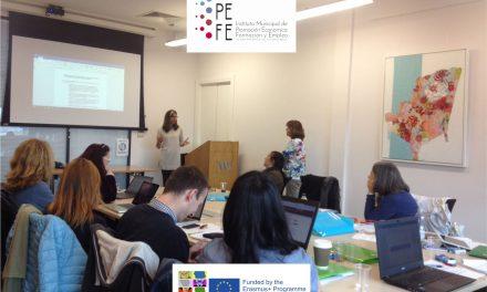 """El IMPEFE estudia nuevas metodologías formativas con migrantes dentro del Proyecto Europeo """"TALKING"""""""
