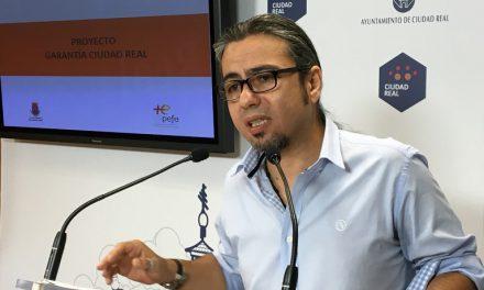 """Ciudad Real recibe 347.000 euros del FSE para desarrollar el proyecto """"Garantía Ciudad Real"""""""