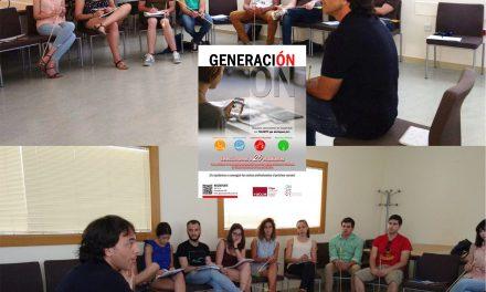 Los estudiantes con talento de GENERACIÓN ON continúan su formación personal y profesional
