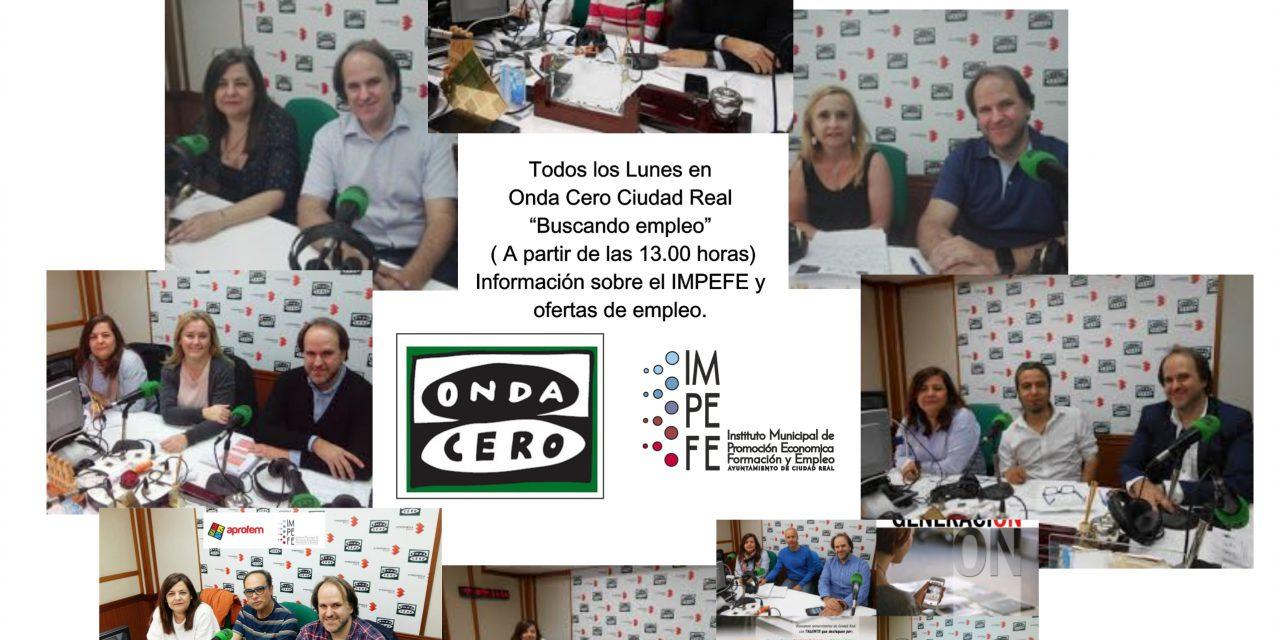 EL IMPEFE explica en Onda Cero su nueva web que difundirá sus actividades y proyectos de una forma más eficaz