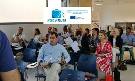 """Ciudad Real acoge las jornadas del programa europeo """"Bags4Youth"""""""