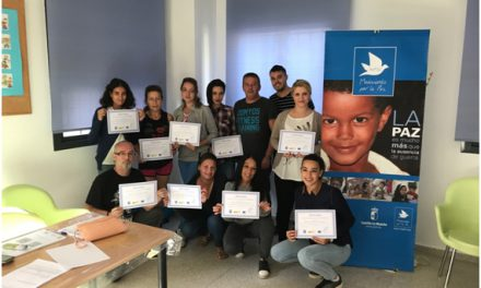 """Movimiento por la Paz finaliza un curso sobre """"Higiene alimentaria"""" con la colaboración del Ayuntamiento de Ciudad Real-IMPEFE"""