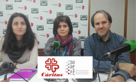 52 personas se han beneficiado del programa de inserción de Cáritas que ha subvencionado el IMPEFE
