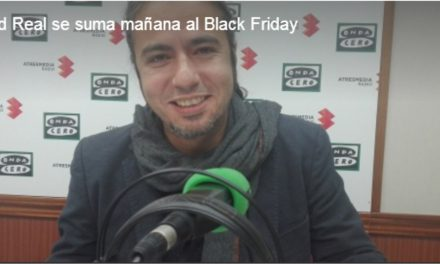 """El concejal de Promoción Económica de Ciudad Real, José Luis Herrera, ha hablado en Onda Cero sobre la campaña """"Black Friday"""" y el """"Polígono SEPES"""""""