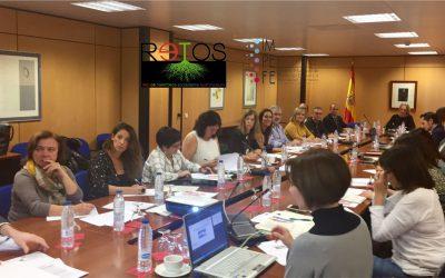 El IMPEFE, en representación del PACTO LOCAL, participa en una nueva jornada de la Red de Territorios Socialmente Responsables