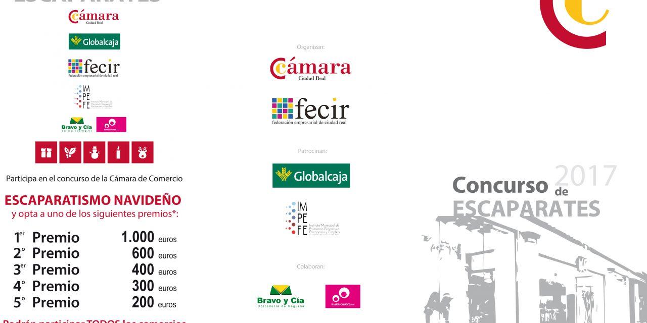 El concurso de escaparates navideños que patrocina el IMPEFE bate su récord de participación con 130 comercios inscritos