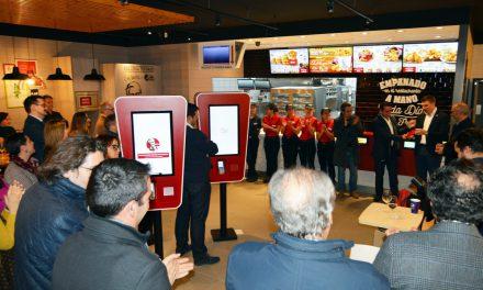 KFC abre hoy al público su primer restaurante de Castilla-La Mancha en Ciudad Real creando 40 puestos de trabajo