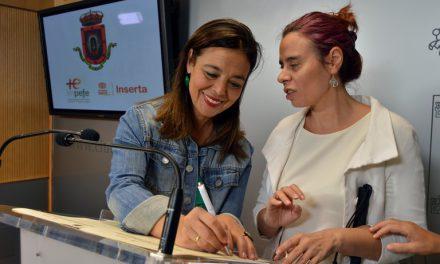 INSERTA e IMPEFE renuevan su convenio de colaboración para promover la integración social y laboral de personas con discapacidad