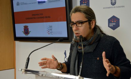 """45 jóvenes desempleados podrán formarse gracias al proyecto """"Garantía Ciudad Real"""""""
