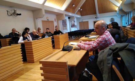 El IMPEFE informa de sus proyectos al Pacto Local y desde el Ayuntamiento se requiere su apoyo para el desarrollo del Polígono SEPES