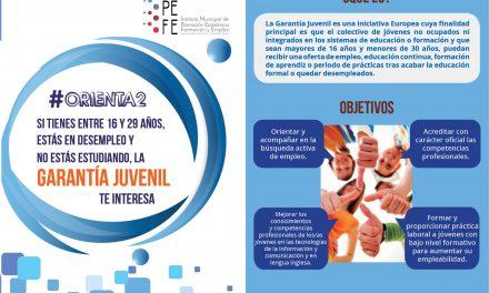 """Listado definitivo del proceso selectivo del programa mixto """"Actividades auxiliares en viveros"""" del Proyecto #Orienta2 (Director/a.Formador/a – Formador/a y alumnos/as)"""