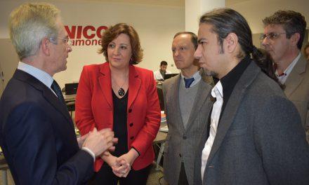 Nico Jamones inaugura la ampliación de sus instalaciones para mejorar su capacidad logística