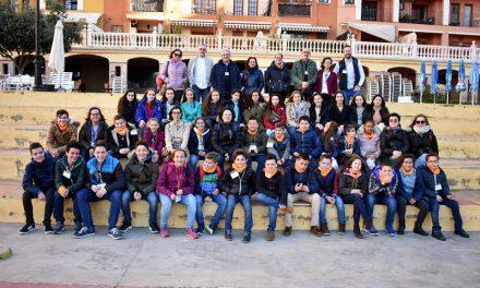 """Los escolares del programa """"¡Nosotros Proponemos!"""" llevan sus propuestas a la Universidad de Valencia"""