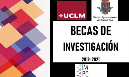 CONVOCATORIA DE BECAS DE INVESTIGACIÓN IMPEFE-UCLM