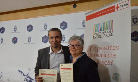 El Ayuntamiento de Ciudad Real y Cruz Roja Española renuevan el acuerdo de colaboración para favorecer el empleo