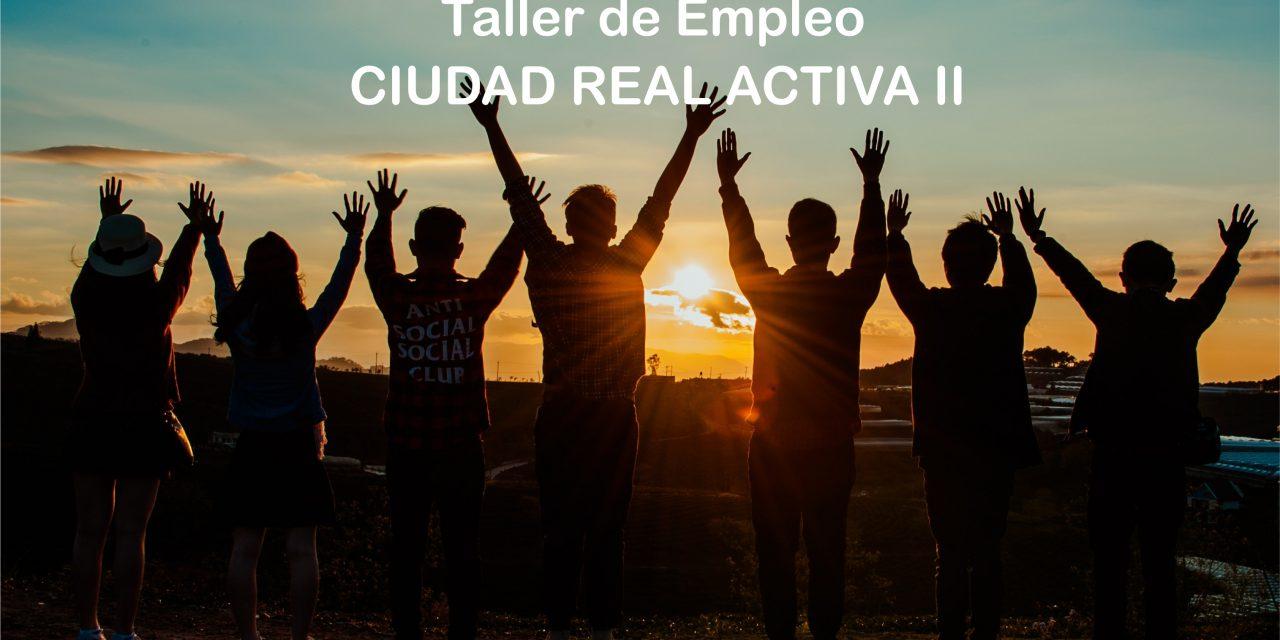 """Acta definitiva de admitidos y excluidos para la selección de director/formador, administrativo y alumnos del taller de empleo """"Ciudad Real Activa II"""""""