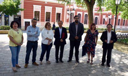 Nicolás Clavero valora la acción de gobierno en el Ayuntamiento durante los tres años de mandato