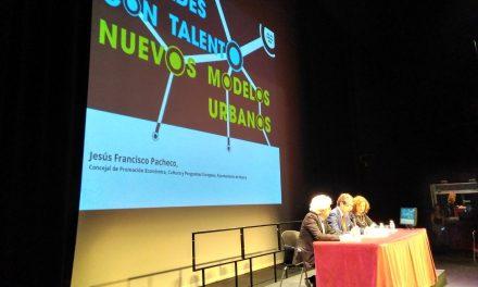 """El IMPEFE participa en la Asamblea General de la Red de Entidades de Desarrollo Local (REDEL) y en la jornada """"Ciudades con Talento"""""""