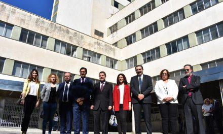 García-Page anuncia importantes avances para Ciudad Real con la Ronda Norte y la transformación del antiguo Hospital de Alarcos