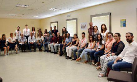 El alumnado del programa Generación ON se reúne con empresas para conocer la realidad del mercado laboral