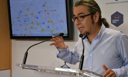 El IMPEFE pone en marcha un mapa interactivo para conocer los locales disponibles en Ciudad Real
