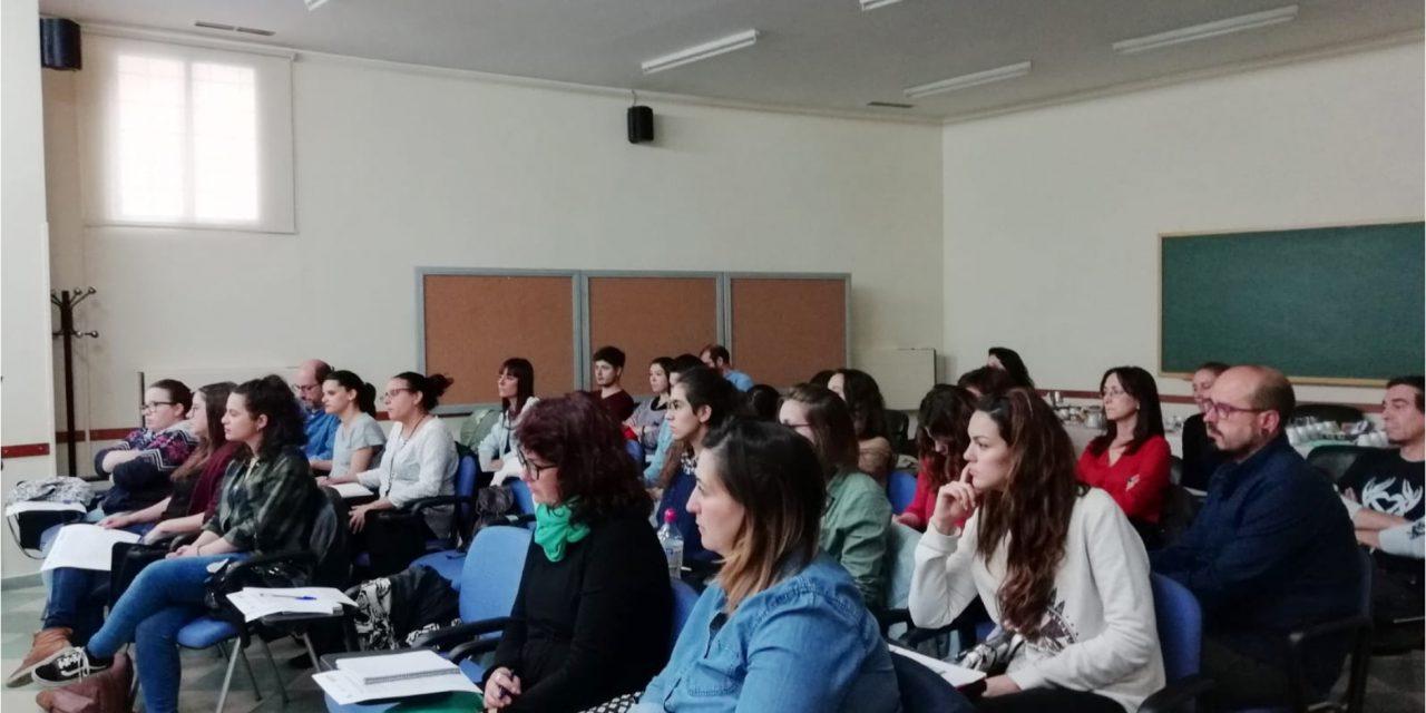 """Técnicos del IMPEFE mejoran su formación con el proyecto """"Construyendo puentes"""" de la Fundación Secretariado Gitano"""