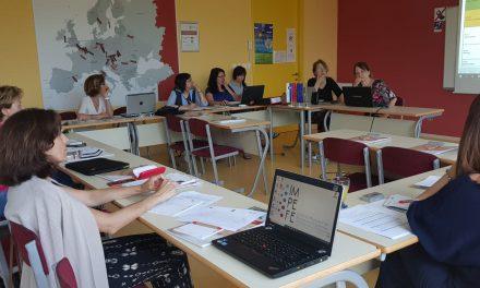 """El IMPEFE participa en Eslovenia en el programa europeo """"Talking"""""""