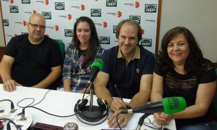 EL ALUMNADO DEL TALLER DE EMPLEO CIUDAD REAL ACTIVA II CUENTA SU EXPERIENCIA EN ONDA CERO