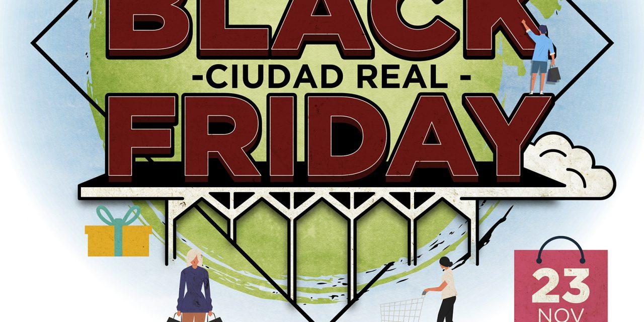 """LOS COMERCIOS DE CIUDAD REAL YA PUEDEN ADHERIRSE A LA CAMPAÑA """"BLACK FRIDAY 2018"""""""