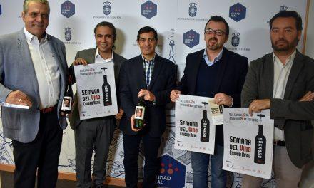 LA I SEMANA DEL VINO DE CIUDAD REAL ARRANCA ESTE LUNES CON CASI 40 ACTIVIDADES