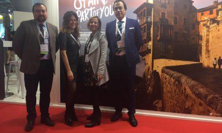 QUIJOTE CONVENTION BUREAU PARTICIPA EN LA FERIA IBTM WORLD DE BARCELONA PARA PROMOCIONAR CIUDAD REAL