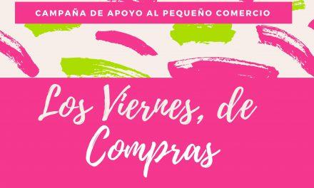 LOS VIERNES DE COMPRAS COMIENZAN ESTA TARDE A FUNCIONAR EN EL ANTIGUO CASINO
