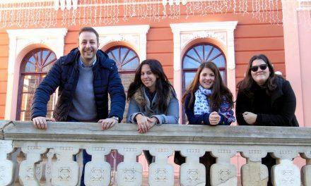 """Cinco """"JASP"""" se incorporan al Ayuntamiento gracias al Programa Jóvenes Cualificados"""