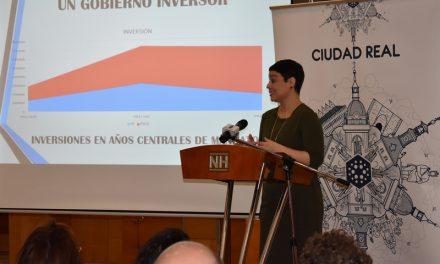 """Zamora valora el Gobierno """"social, inversor, gestor y con estrategia de futuro"""" del Ayuntamiento de Ciudad Real"""