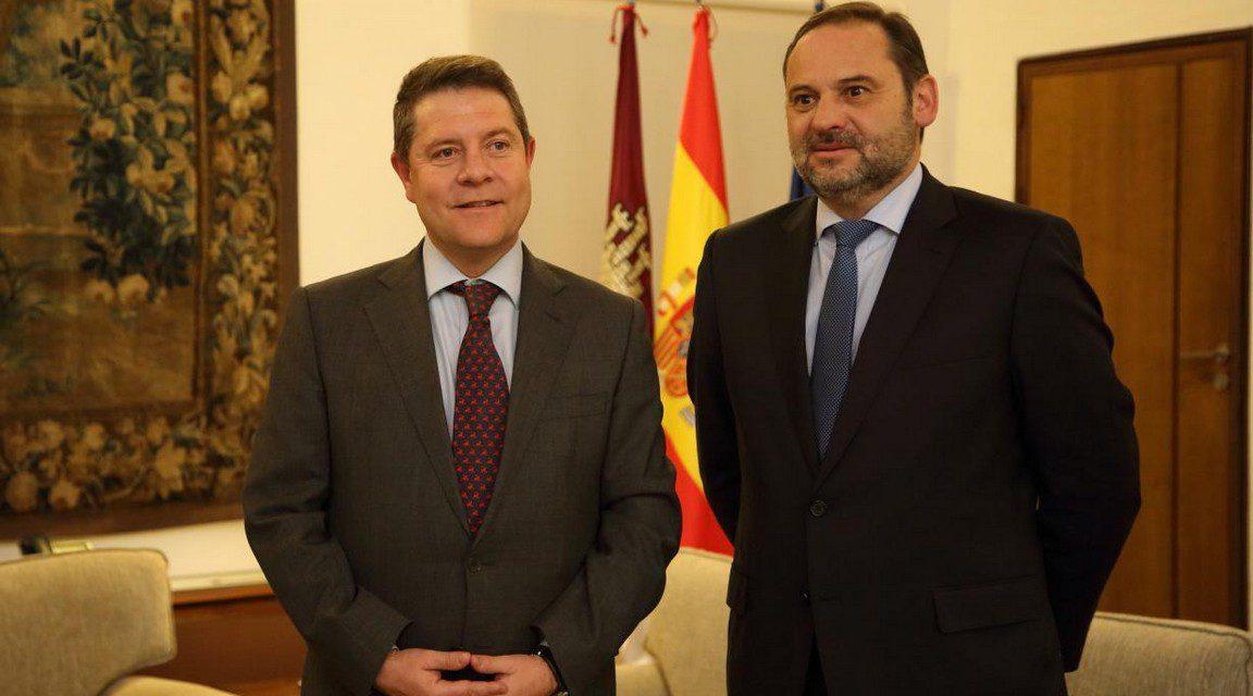 """Zamora valora como """"muy positiva para Ciudad Real"""" la reunión entre Ábalos y García-Page"""