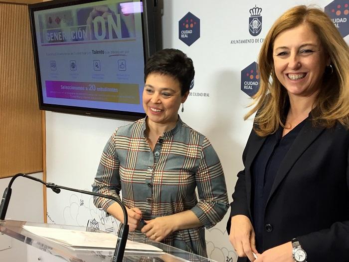 """El Ayuntamiento de Ciudad Real y la UCLM renuevan por cuarta edición el programa """"Generación On"""""""